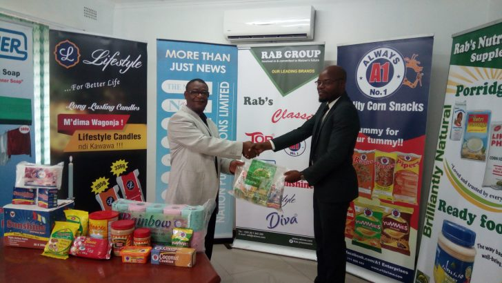 Rab processors donates towards NPL Mother's Fun Run