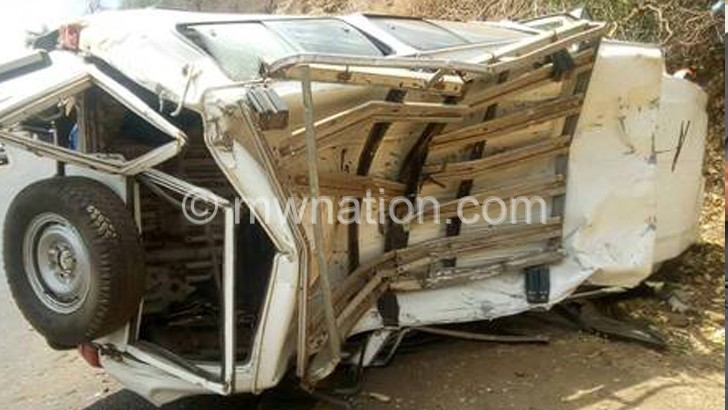 Chikwawa Catholic priests survive road accident