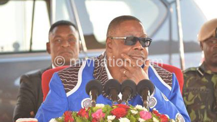 Analysts fault Mutharika on bloodsuckers' remarks