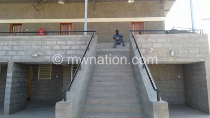 karonga stadium | The Nation Online