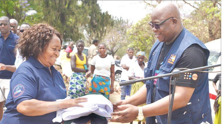 K88m raised for Blantyre mothers
