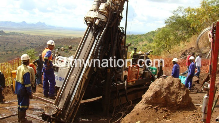 mining | The Nation Online