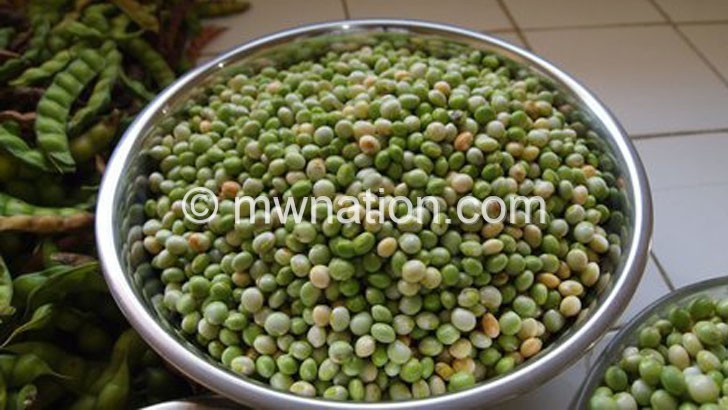 peas | The Nation Online