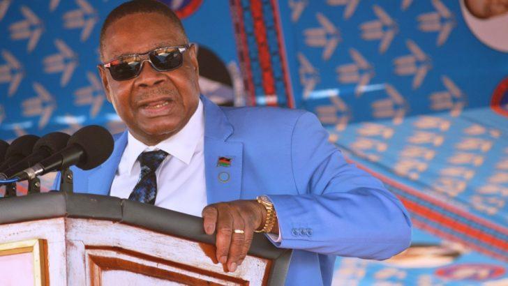 Mutharika breaks silence on bloodsuckers