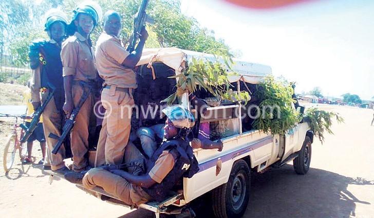 police mzuzu | The Nation Online