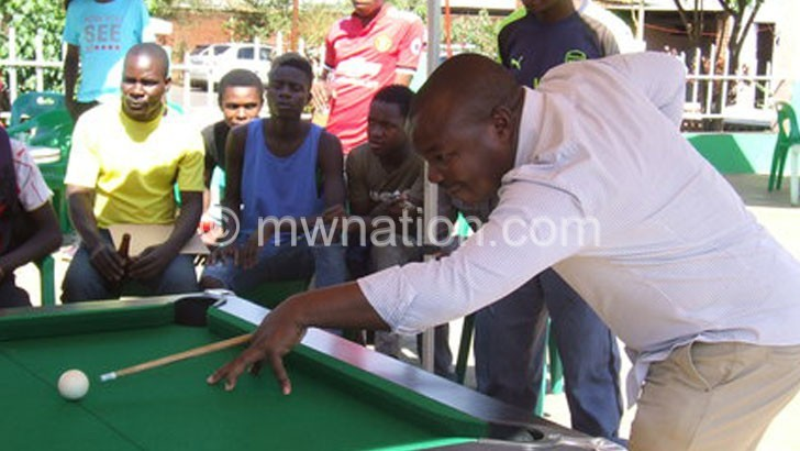 Carlsberg Special Brew Pool tourney launched