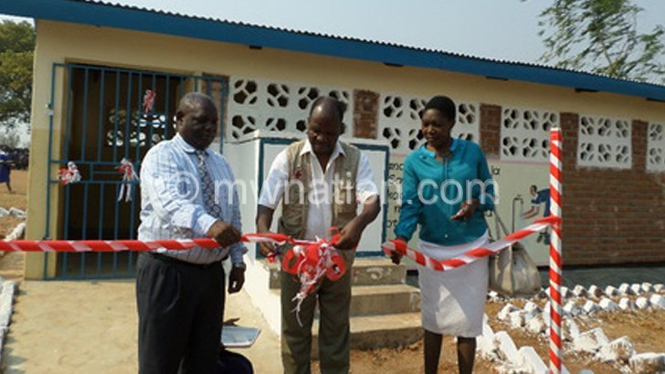 Red Cross improves  sanitation in Mwanza