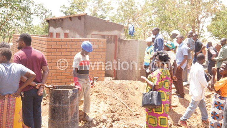 school construction | The Nation Online