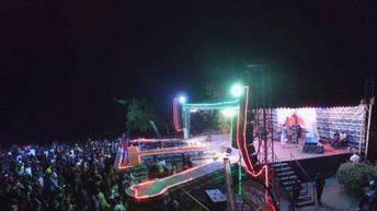 Sound, Light and fun in Salima