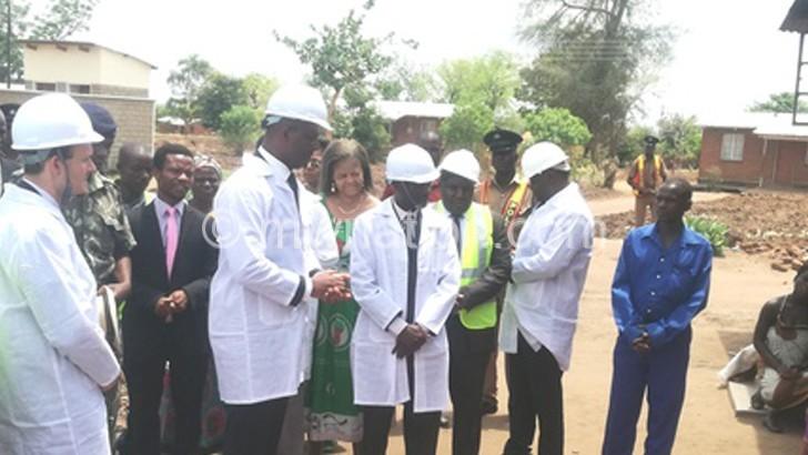 Govt ponders Kasinje Health Centre upgrade