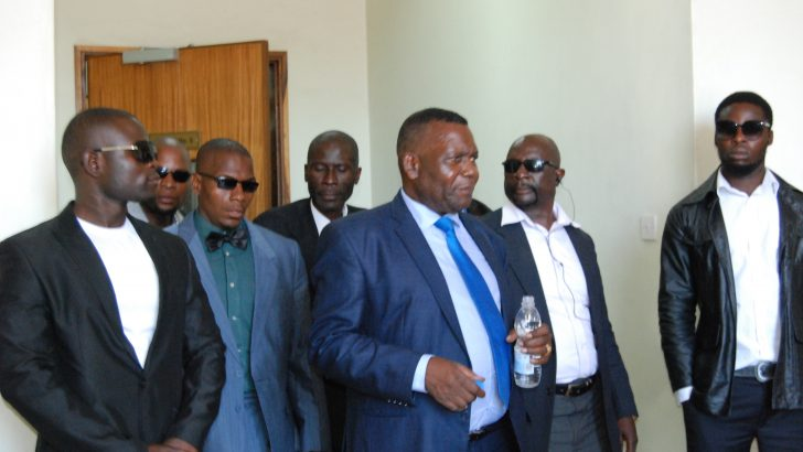 Chaponda back in court over maizegate