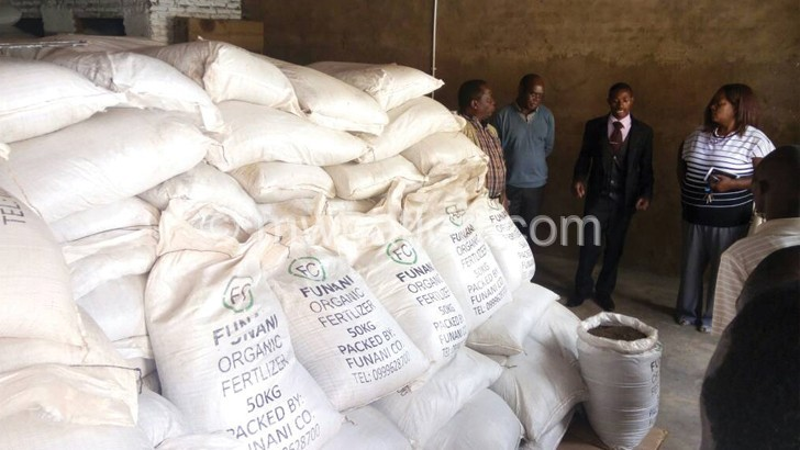 Malawian firm invests in fertiliser making