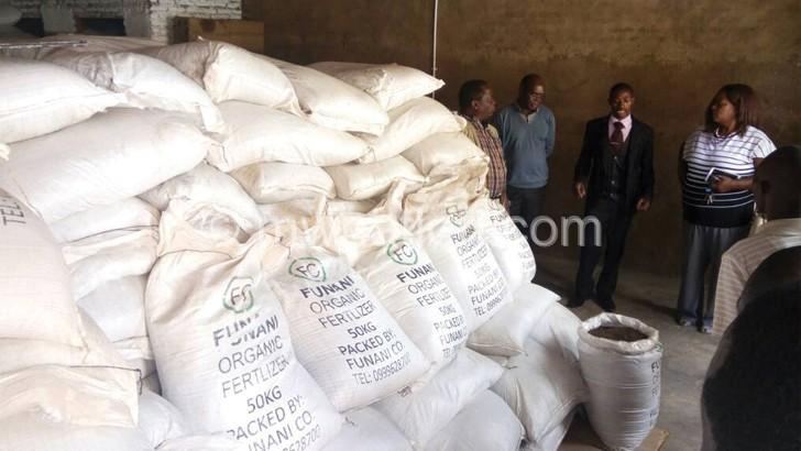 Malawian firm invests in fertiliser making