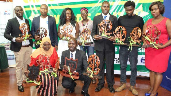 NPL tops Green Media Awards