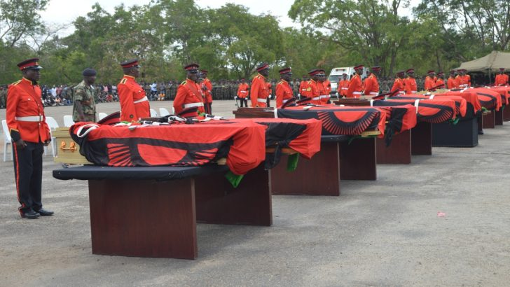 Soldiers' deaths is disastrous—APM