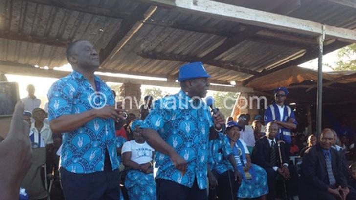 MWENEFUMBO | The Nation Online