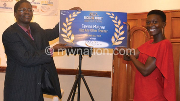 Malawi awards best filmmakers