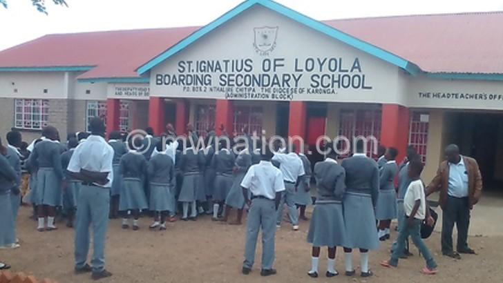 Catholics open school in Chitipa