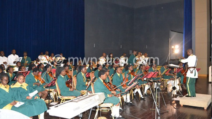 THE ORCHESTRA | The Nation Online