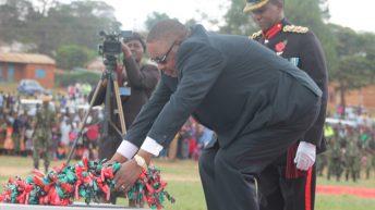 Malawi honours war heroes
