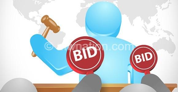 bidding | The Nation Online