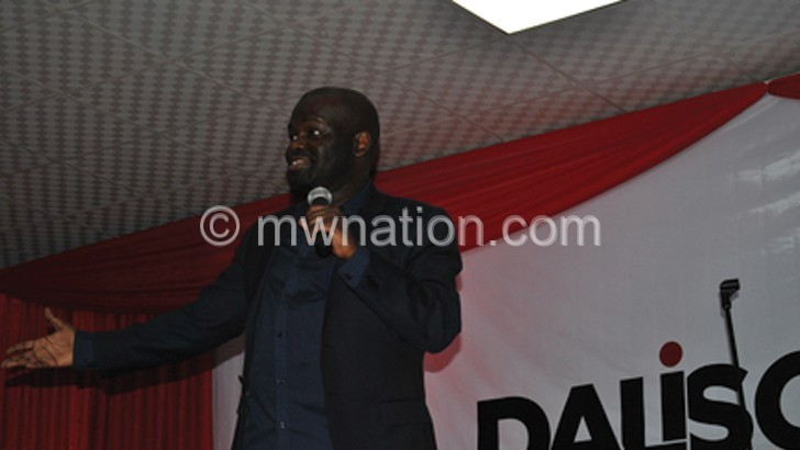 daliso | The Nation Online