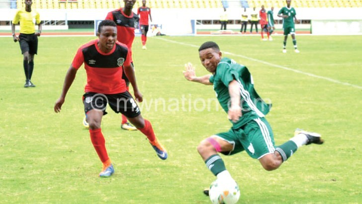 flames lesotho | The Nation Online