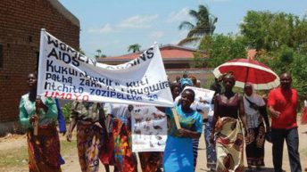 Mangochi NGO marches against HIV and Aids stigma
