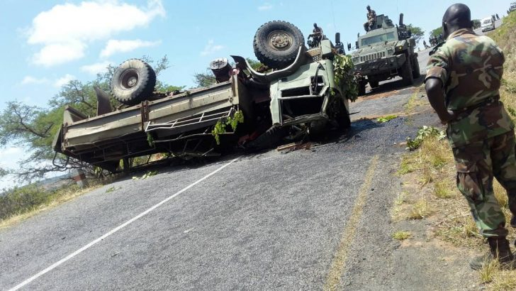 road accidents: the kiss of death