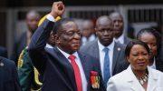 Mnangagwa promises to rebuild Zimbabwe