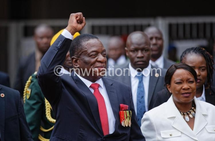 mnangagwa 1 | The Nation Online