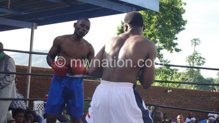 Mwenda dares Mwando in a title fight