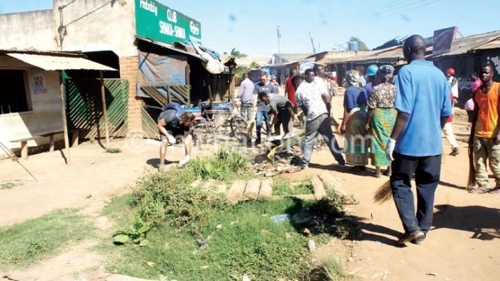 Mzuzu councillor bemoans sanitation breakdown