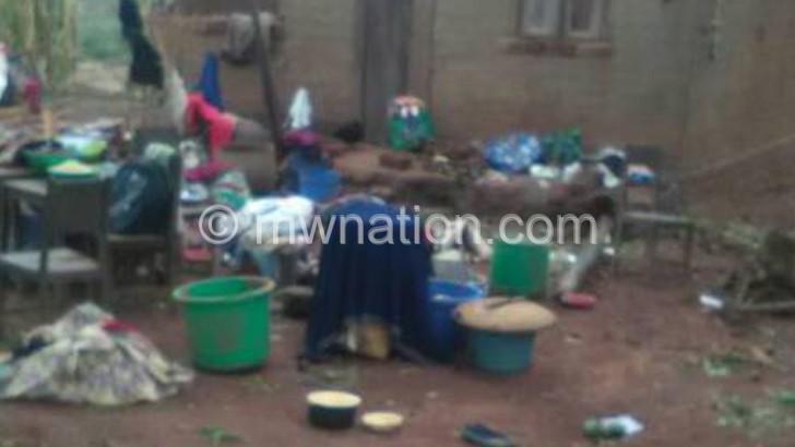 Rains wreak havoc in Ntcheu
