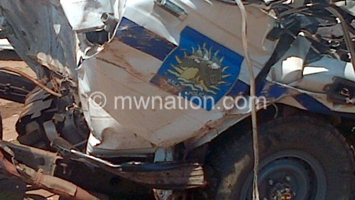 police accident 1 | The Nation Online