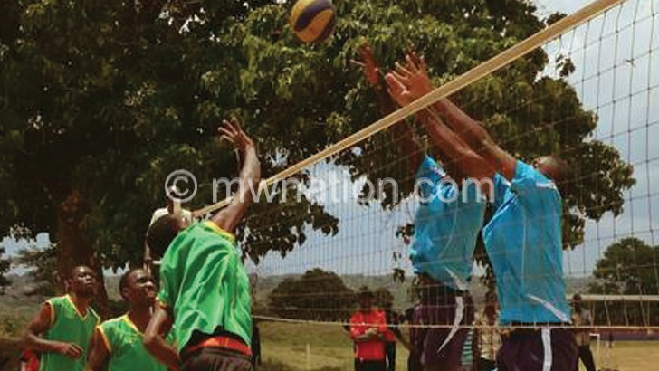 volleyball 1 | The Nation Online