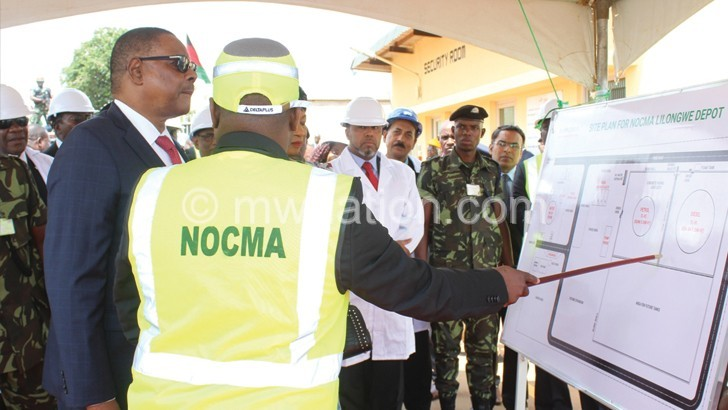 APM at Nocuma | The Nation Online