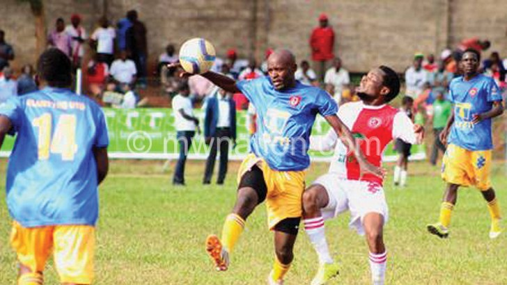 BLANTYRE UNITED 2 | The Nation Online