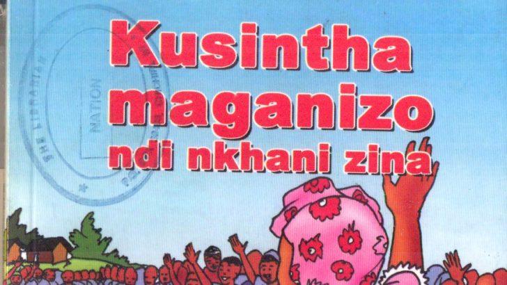Mawu seeks K320m over banned book