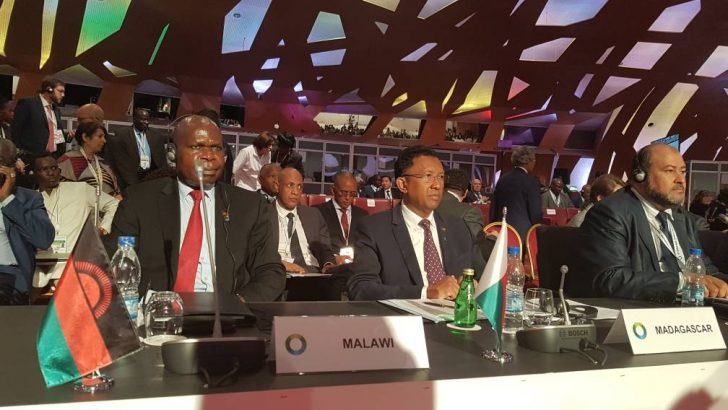Malawi on track in youth investment—Fabiano