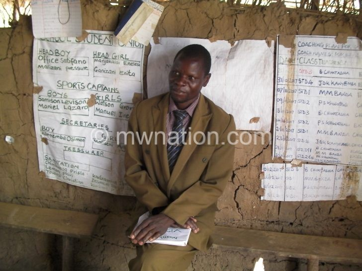 Kanyenda captured in his office e1513852978755 | The Nation Online