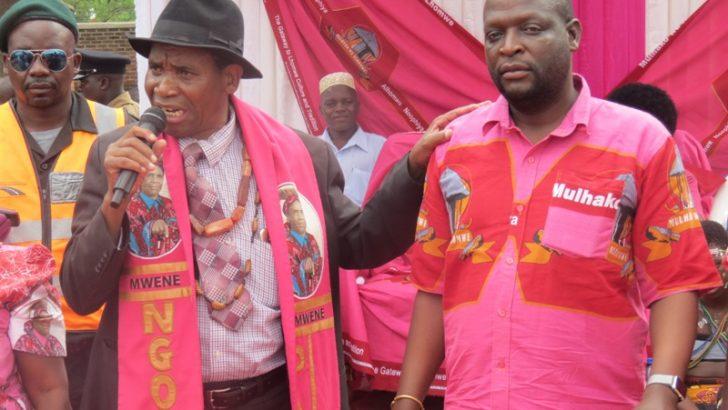 Mulli replaces Seyani as Mulhako chairperson