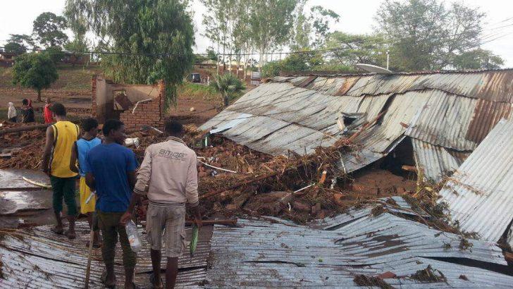 Rumphi disaster victims at risk of cholera