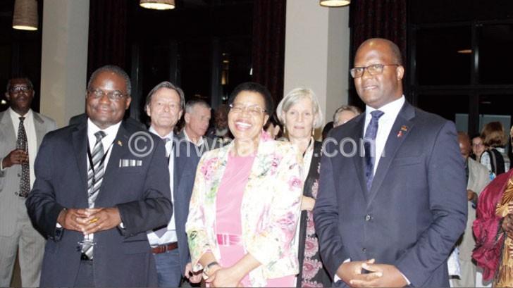 graca atupele mwansambo | The Nation Online