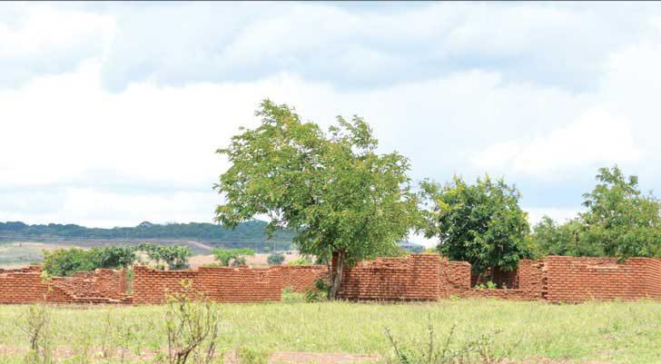 Govt losing land to encroachers