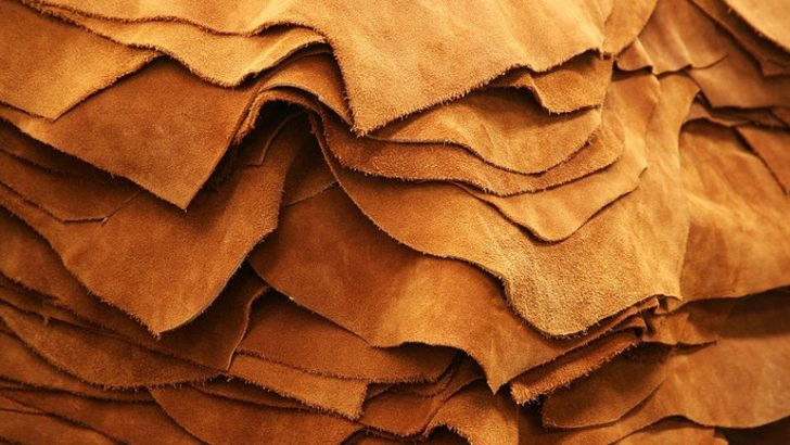 Leather industry sees output jump