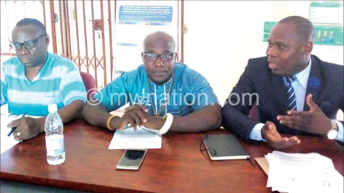 mayaya trapence mtambo 1 | The Nation Online