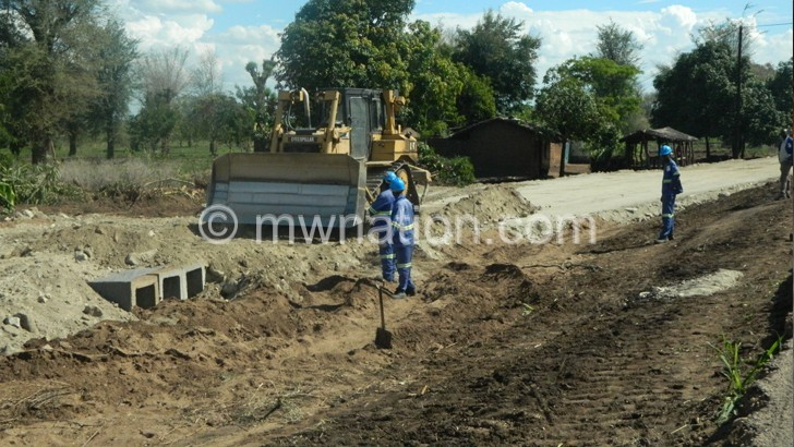 road work | The Nation Online