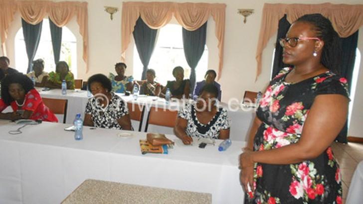 Wolrec prepares women  aspirants for 2019 elections