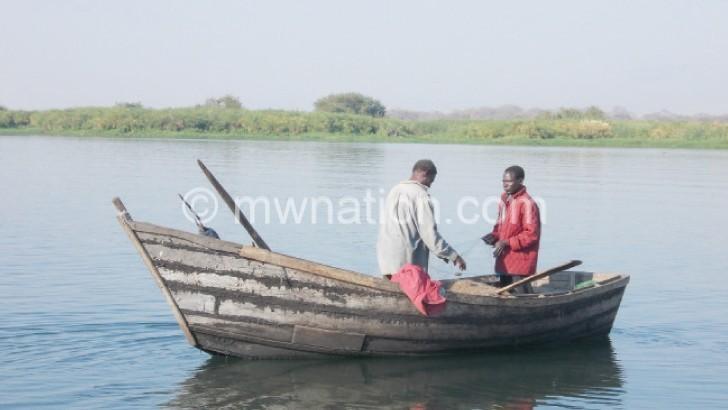 Sorrows of artisanal fishers